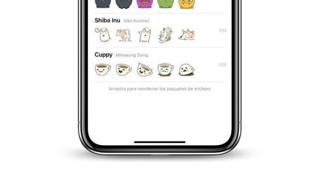 WhatsApp para iOS elimina el acceso para descargar más stickers después de que Apple elimine la mayoría de ellos
