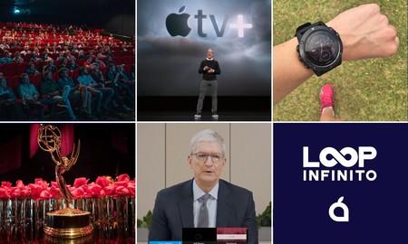 Repensando los cines, los primeros Emmy, el Comité Antimonopolio... La semana del podcast Loop Infinito