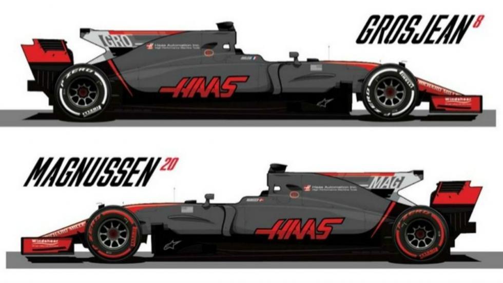 Foto de Nuevos números en los Fórmula 1 (5/7)
