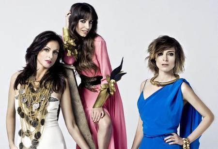 Sandra Barnera, Almudena Cid y Helena Barquilla nos felicitan las pascuas con glamour, ¡qué poderío nenas!