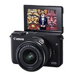 Canon EOS M10: objetivos intercambiables en tamaño compacto por sólo 289 euros