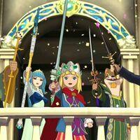 Ni no Kuni 2: Revenant Kingdom Prince's Edition llegará con su fantasía y estilo artístico a Nintendo Switch en septiembre