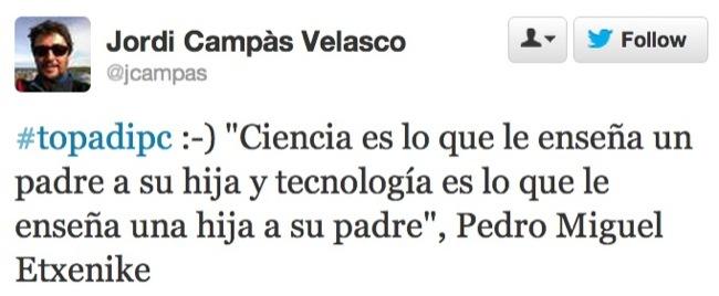 ciencia tecnologia