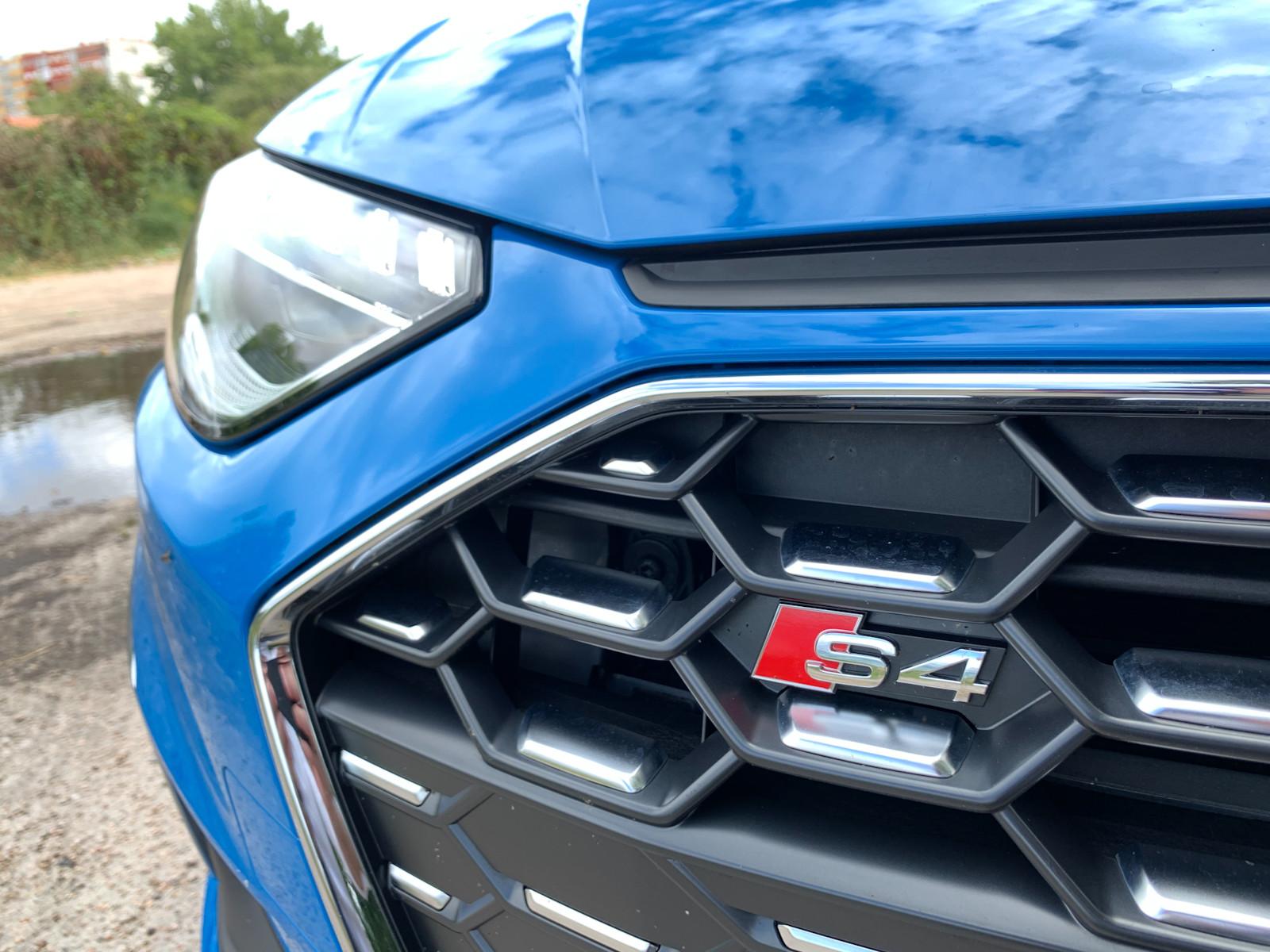 Foto de Audi S4 Avant 2020 (prueba) (16/26)