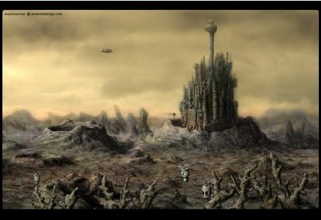 Detalles sobre 'Machinarium'