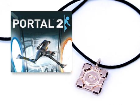 Valve Portal 2 Colgante