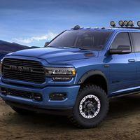 Mopar atiborra de accesorios la pick-up Ram 2500 Heavy Duty 2019 en el Salón de Chicago