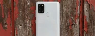 El teléfono más vendido de Amazon es el Samsung Galaxy A21s de 128GB: cámara cuádruple, gran batería y precio mínimo de 169 euros