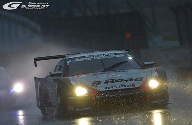 Salida Motegi Super GT 2012