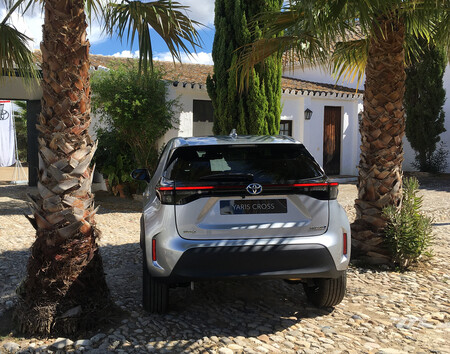 Toyota Yaris Cross 2021: primera prueba