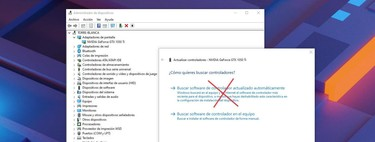 El Administrador de dispositivos de Windows 10 ya no puede actualizar tus drivers online