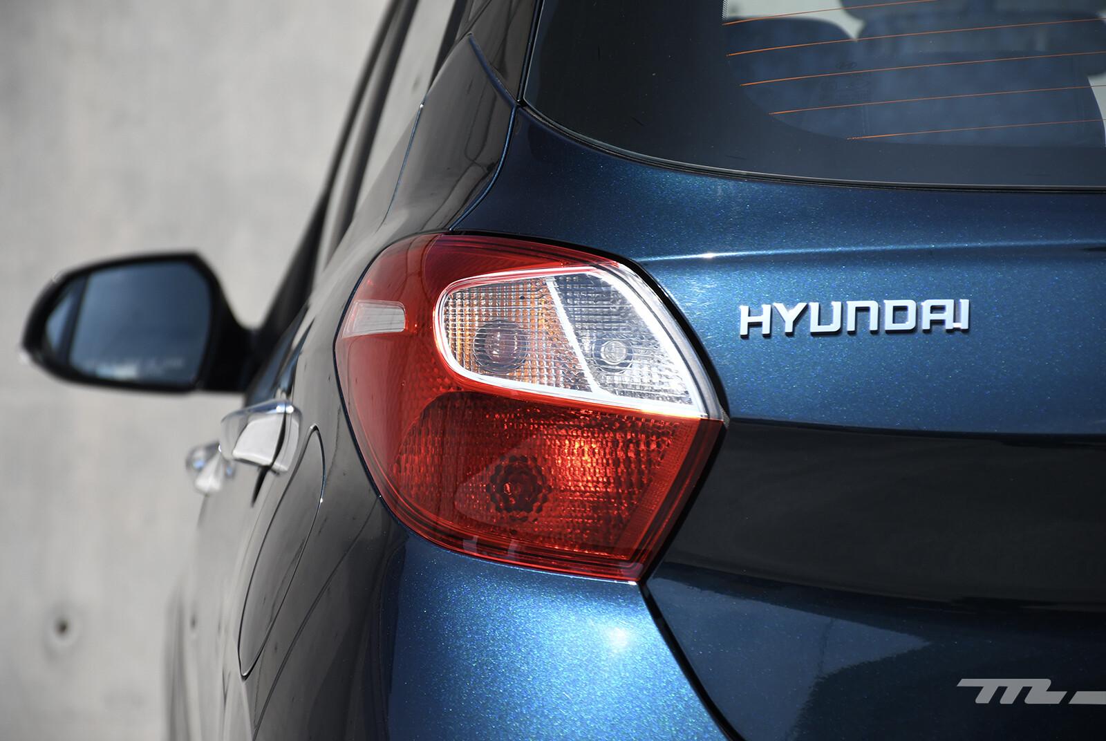 Foto de Hyundai Grand i10 2021 (prueba) (12/26)