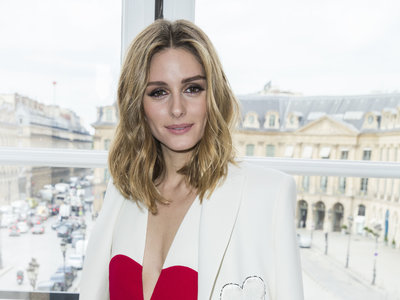 Olivia Palermo, Natalie Portman, Celine Dion… ellas ocupan la primera fila de la Alta Costura de París