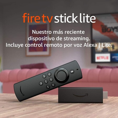 Amazon Fire TV Stick Lite de oferta en Black Friday
