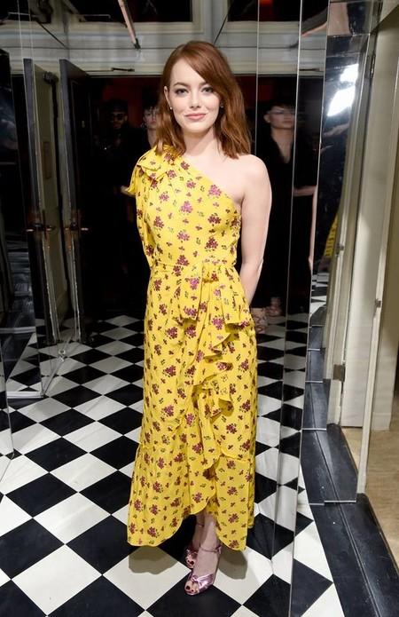 Emma Stone de Gucci