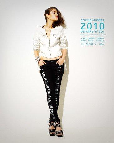 Bershka viste a la mujer joven este verano 2010: lookbook completo con todos los estilos XIII