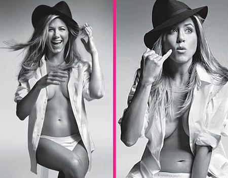 Jennifer Aniston ¿necesita aparecer desnuda?
