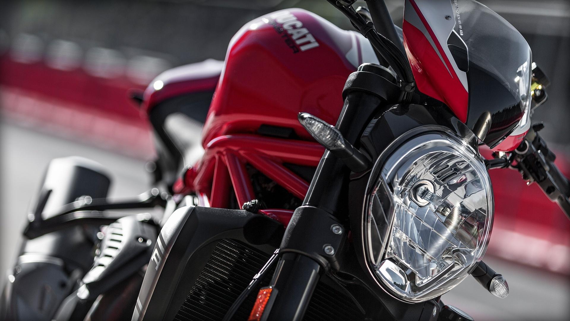 Foto de Ducati Monster 1200 R (14/30)