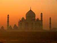 India cambia el dólar por la rupia para acceder al Taj Mahal