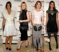 Una noche de diamantes con Chanel
