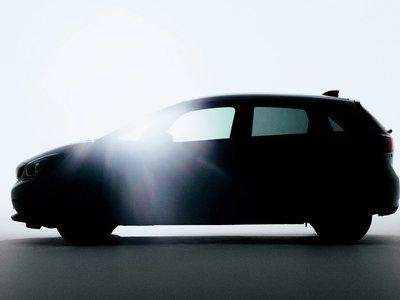 El Honda Fit 2020 se asoma a días de su estreno en Tokio