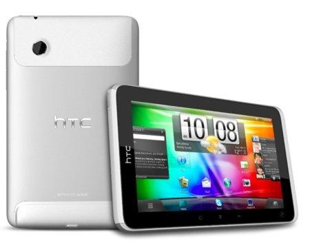 HTC Flyer hace acto de aparición en España