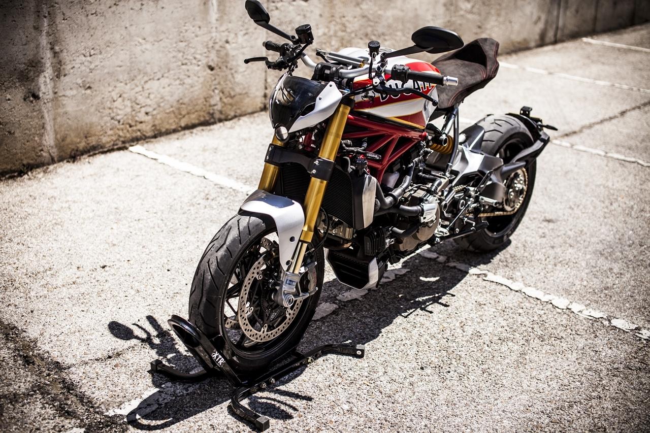Foto de Ducati Monster 1200 - XTR Pepo Siluro (10/15)