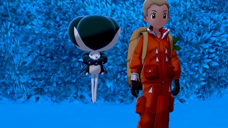 Pokemon Espada Escudo Nieves Corona 02