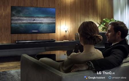 2019 será el paso para el 8K: LG anunció sus primeros televisores que además incluirán Alexa, Assistant e inteligencia artificial