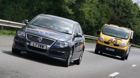 Nuevo Récord Guinness de autonomía para el Volkswagen Passat Bluemotion 1.6 TDI