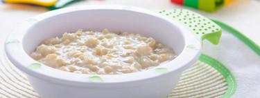Este es el azúcar que contienen las papillas de cereales infantiles: analizamos las principales marcas