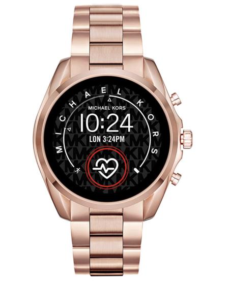 Captura De Pantalla 2021 02 08 A Las 13 24 59Micheal Kors Connected Smartwatch con tecnología Wear OS de Google, altavoz, frecuencia cardíaca, GPS, NFC y notificaciones smartwatch