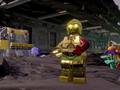 C-3PO protagoniza Extremidad fantasma, el nuevo DLC de LEGO Star Wars: El despertar de la Fuerza