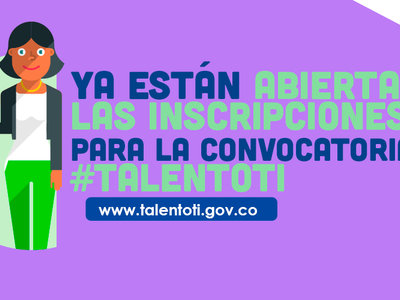 Estudiar una carrera tecnológica o universitaria en TI puede salirte gratis con la nueva convocatoria Talento TI