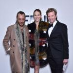 Mejor StreetStyle de la semana: estolas de lobo, leathermen y trajes de chaqueta cruzados