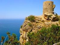 El Mirador de ses ánimes en Mallorca