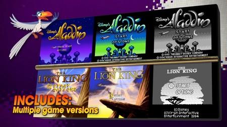 Disney Aladdin Rey Leon 02