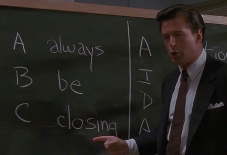 ABC: Always Be Closing o cómo no perder de vista a los clientes y morir en el intento