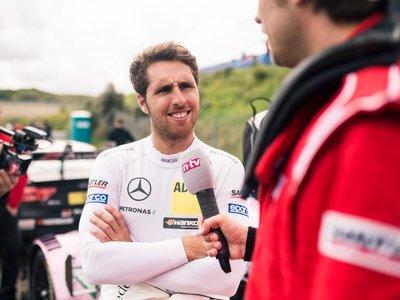 Dani Juncadella vuelve al DTM con Mercedes y se juega mucho más que el Campeonato