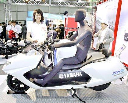 Evita tortillas genitales con la Yamaha ASV-3