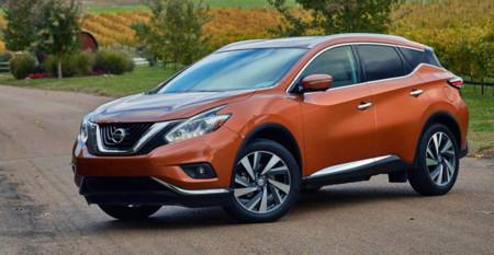 Nissan Murano Híbrido, para China