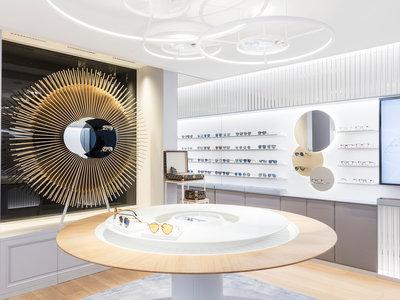 Dior abre una tienda sólo de gafas, la primera de una 'maison de couture'