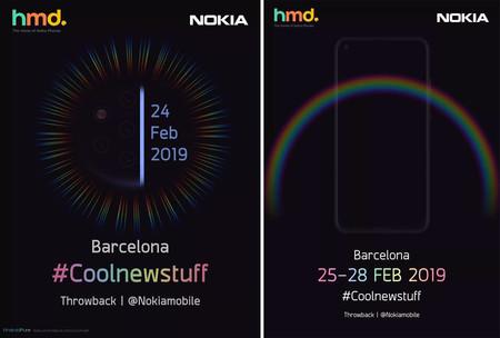 Nokia 9 Evento