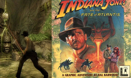 El nuevo juego de Indiana Jones contiene como regalito al mítico... ¡'Indiana Jones and The Fate of Atlantis'!