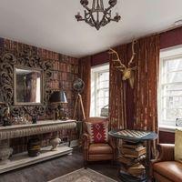 Duerme en un lujoso apartamento (en Edimburgo) inspirado en el universo de Harry Potter