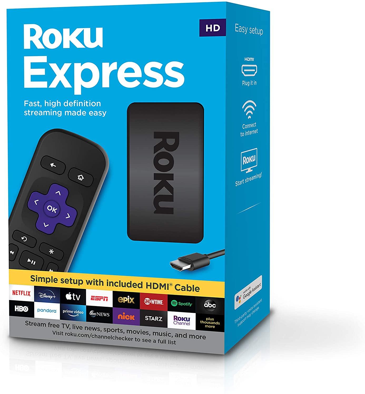 Roku Express HD (Importado)