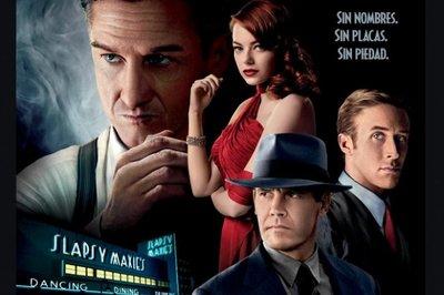 'Gangster Squad (Brigada de élite)', la película