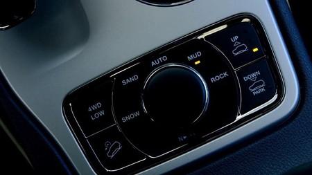 Jeep Grand Cherokee, modos de tracción