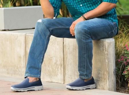 Del placer de pasear con la mayor comodidad: GOwalk de Skechers