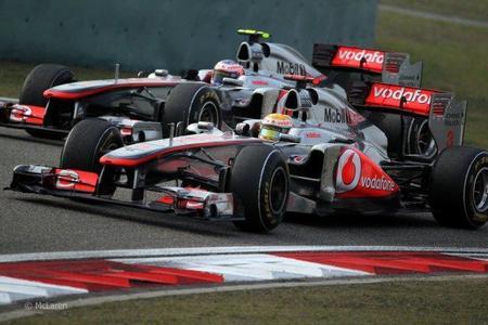 Mi Gran Premio de China 2011: ¡Gracias Pirelli!